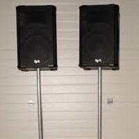 2 Karaoke Speaker speaker with mics