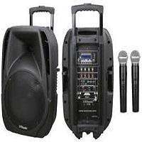 15 inch Bluetooth Speaker 80 Watts